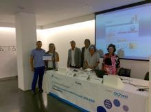 La aplicación de registro de incidencias de la atención primaria de Girona, premiada como herramienta de gestión