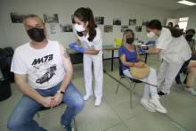 Vacunacions contra la Covid19