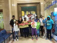 Joves del Centre Obert de Can Gibert del Pla de Girona