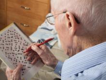 Prueba de alzheimer