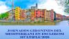 cartell de les Jornades Gironines del Mediterrani en Esclerosi Múltiple 2020